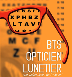 BTS Opticien - Lunetier